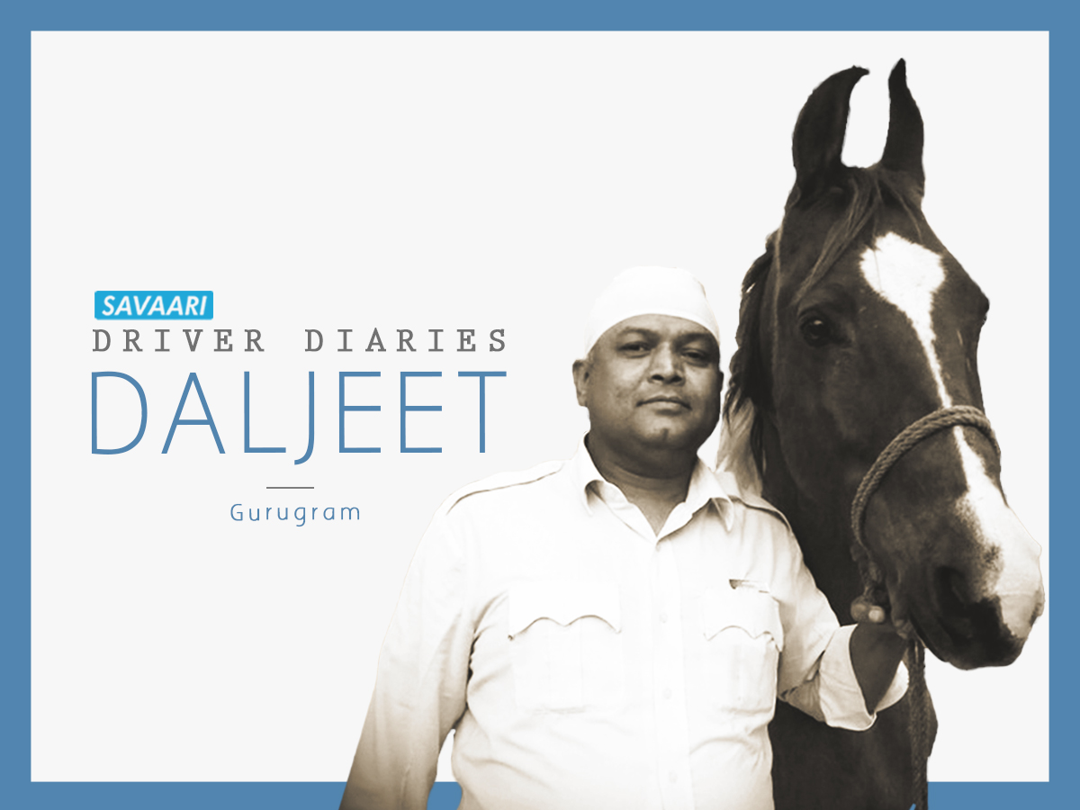 Daljeet from Gurugram