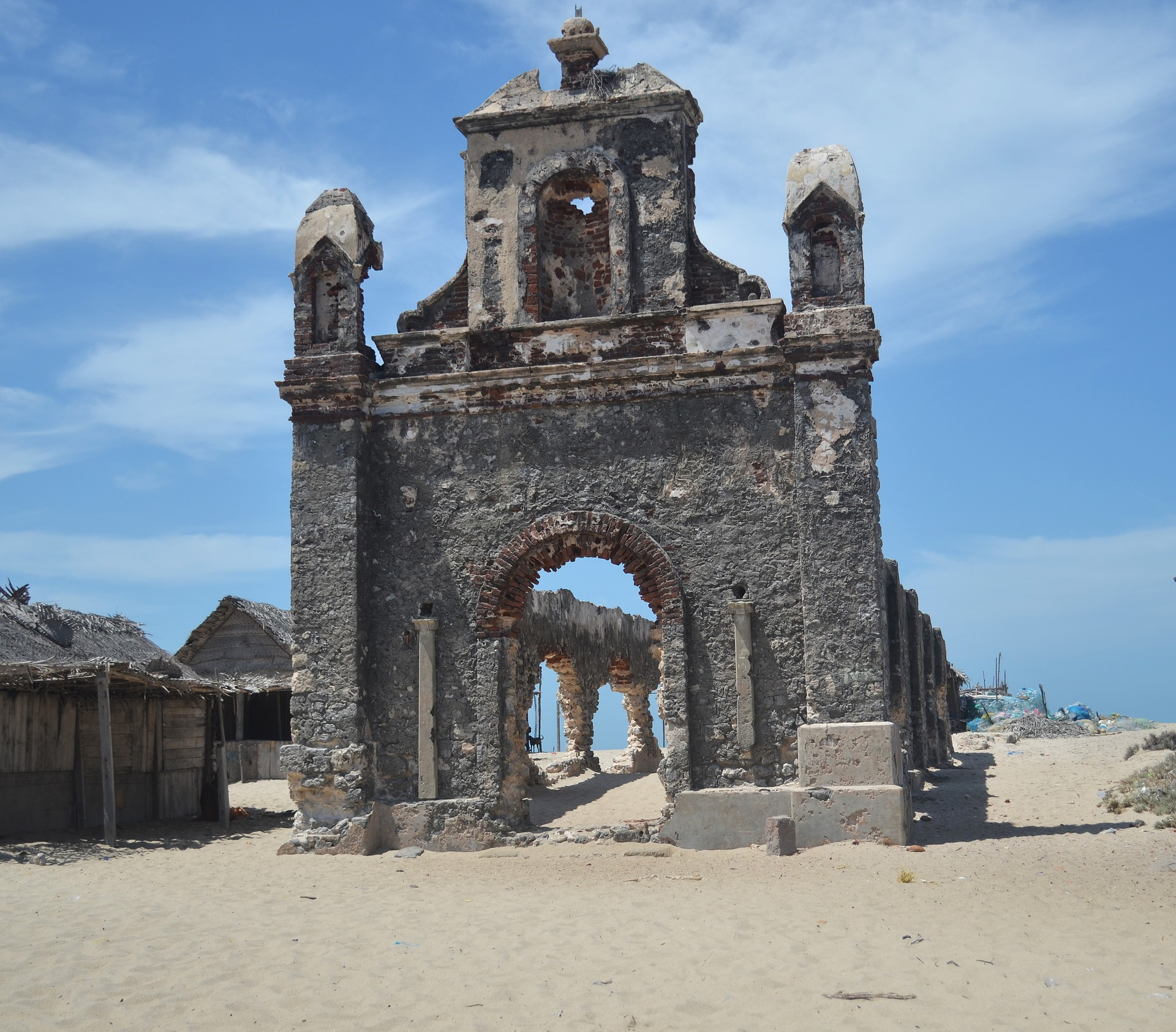 Head To Dhanushkodi For Your New Year's Eve Getaway