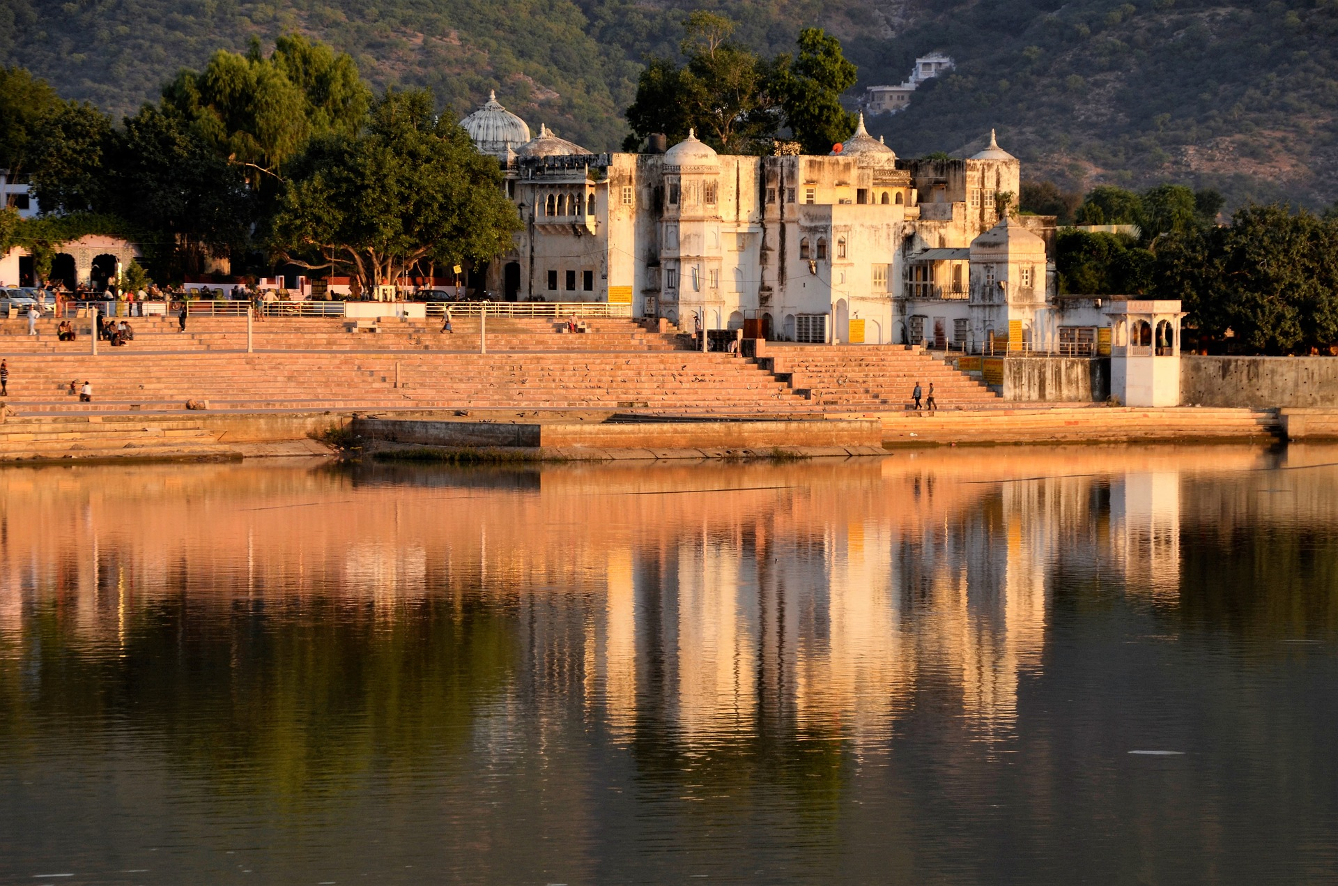 Visit the gorgeous Pushkar Mela