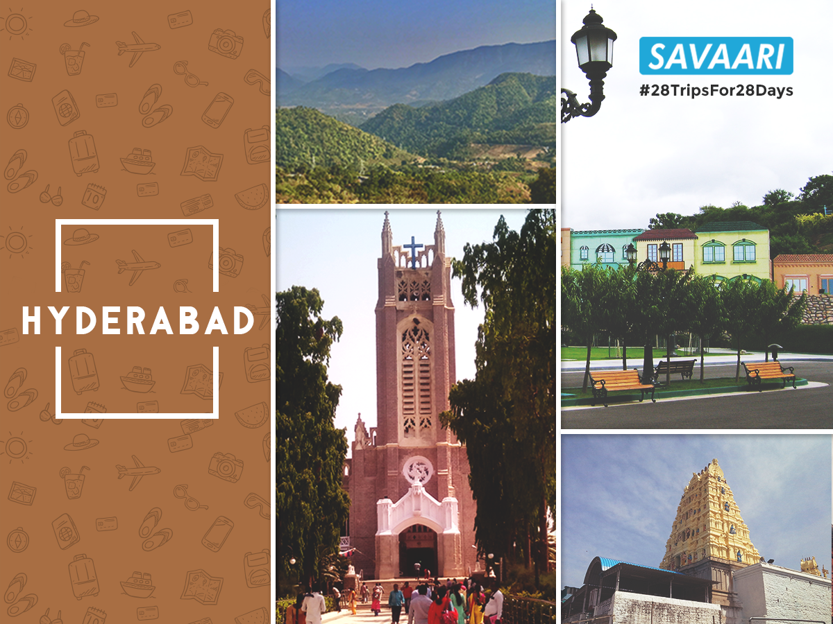 Short Road Trips from Hyderabad