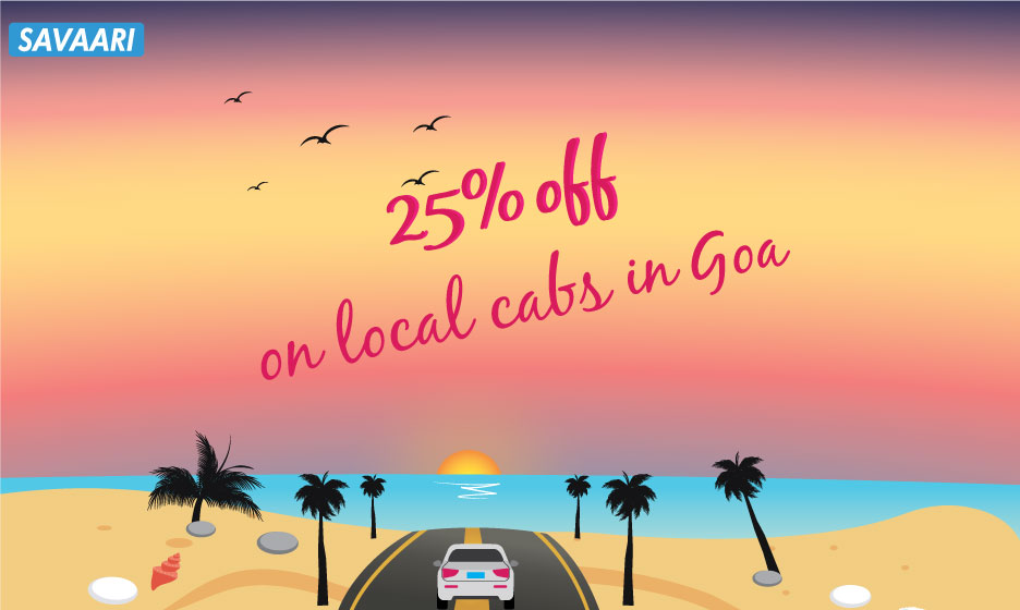Local cabs in Goa