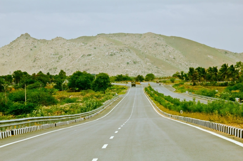 bangalore-hyderabad-road