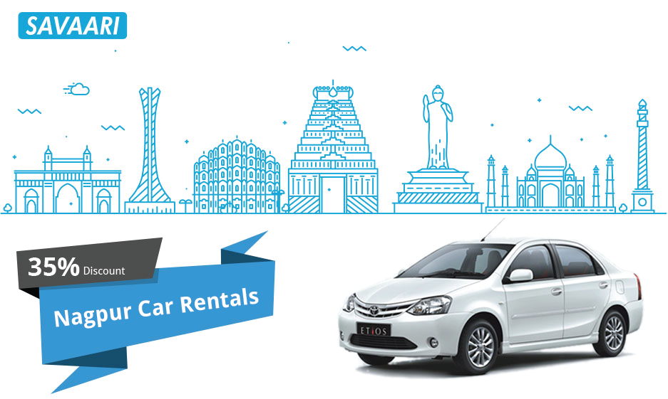 Savaari Offers - Rent a Car in Nagpur