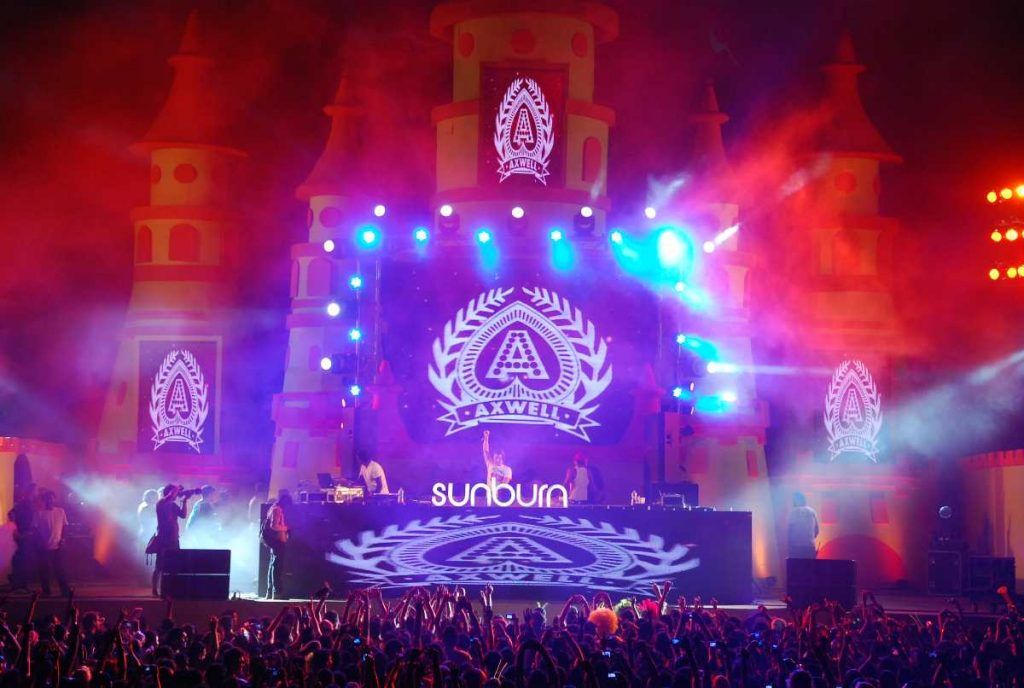 savaari-sunburn-music-festival-2019