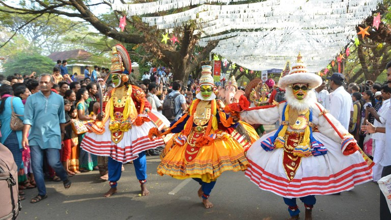 Welcome the New Year with the Cochin Carnival