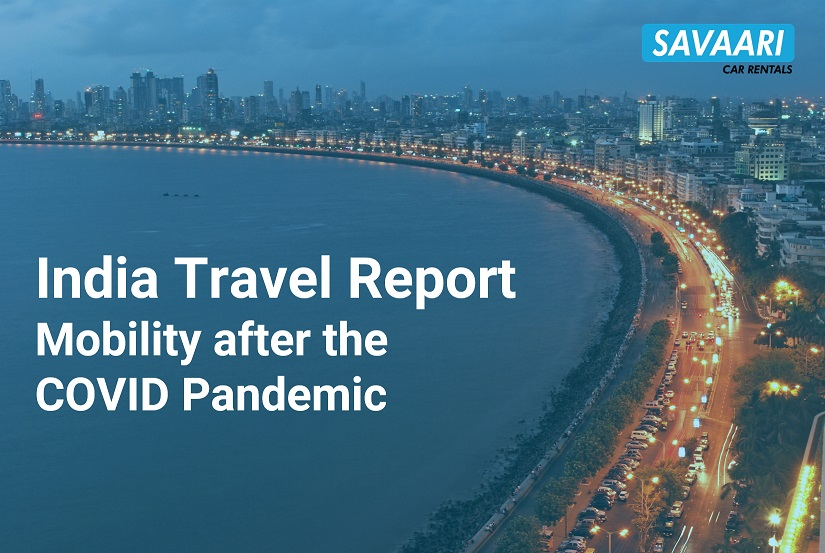 India Travel  Report - Mobility after the COVID pandemic