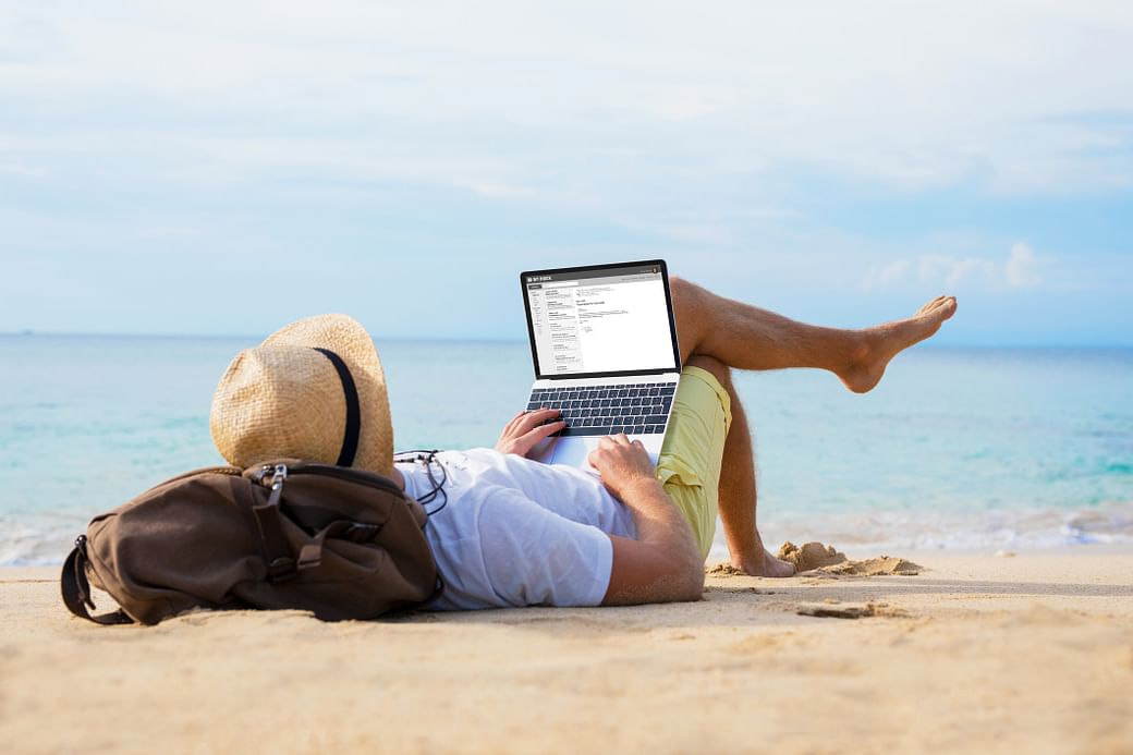 Work + Vacation - How to Workation in India