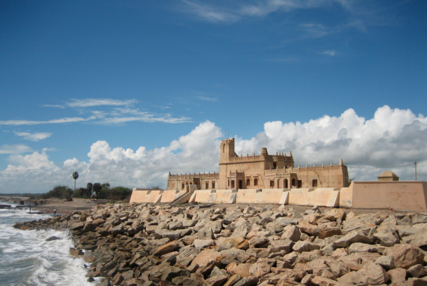 Road trips in India - Tranquebar