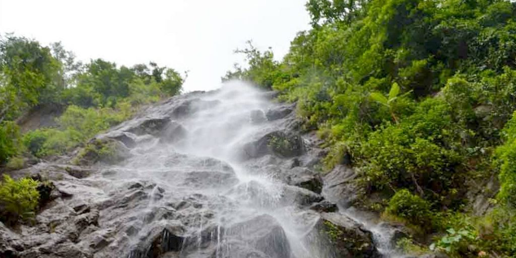 katiki waterfalls-araku-valley