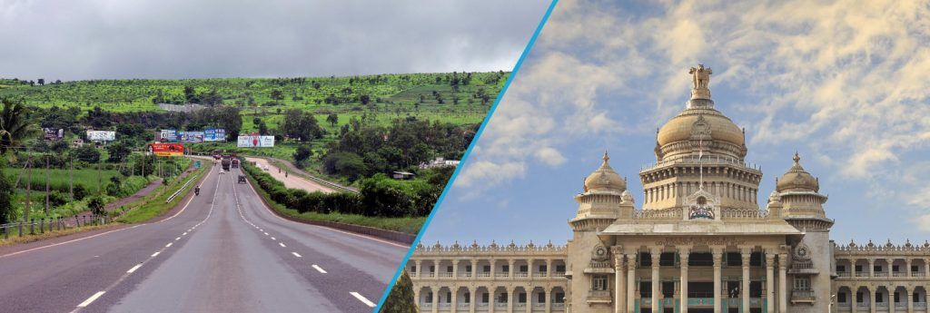 mysore to bangalore by road