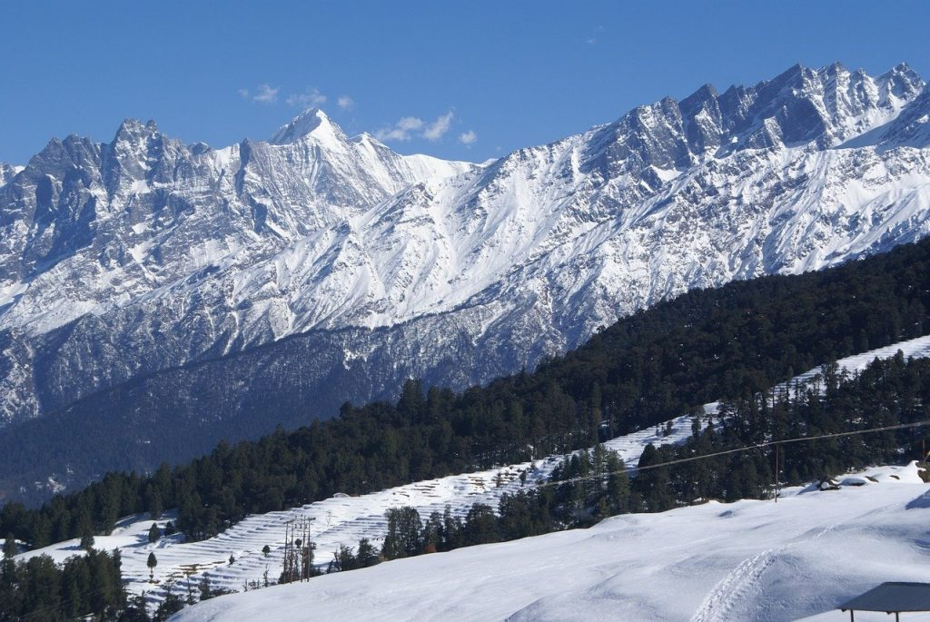 Places to Eat in Chopta
