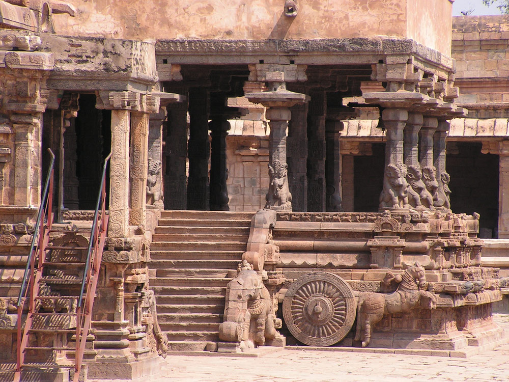 All you need to know about Darasuram UNESCO Site