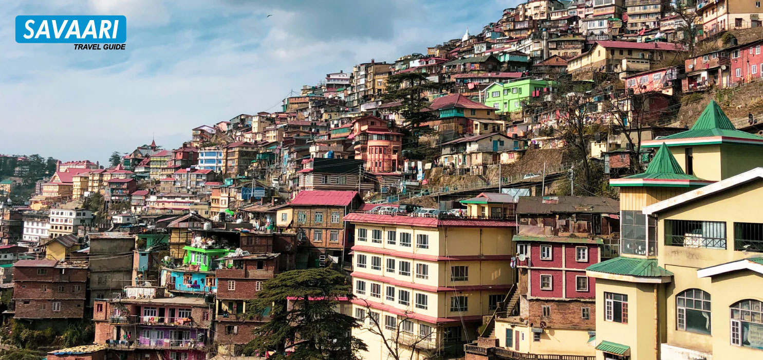 Shimla – The Queen of the Himalayas | A Complete Travel Guide